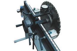 Spannungsprüfgeräte mit Rund- und Planlaufprüfeinrichtung-Details