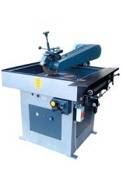 Automatische Poliermaschine zum Polieren von HM-Sägeblättern und Sägegrundkörpern