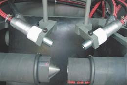 Sandstrahlkabine Modell SK 800 II und SK 800 III
