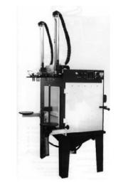 Automatische Sandstrahlkabine SK 800 MB