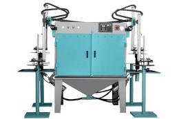 Automatische Sandstrahlkabine SK 800 MB II