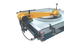 Automatische Poliermaschine Typ PL 1050-PL 1250-Pl 1600- PL 2000-Detail