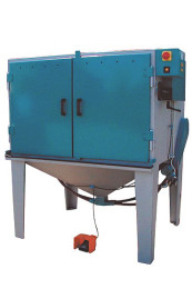 Sandstrahlkabine Modell SK 800 I-1
